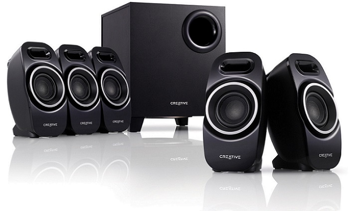 Computer speaker 5.1 Creative SPP5.1-T6160 / BLK