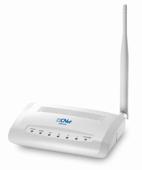Wireless Wifi Router CNet CBR-970 Plus
