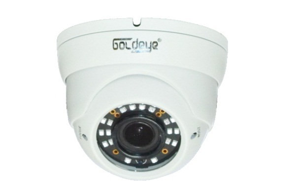 Goldeye HZD238-IR Gold Dome 4-in-1 Dome Camera