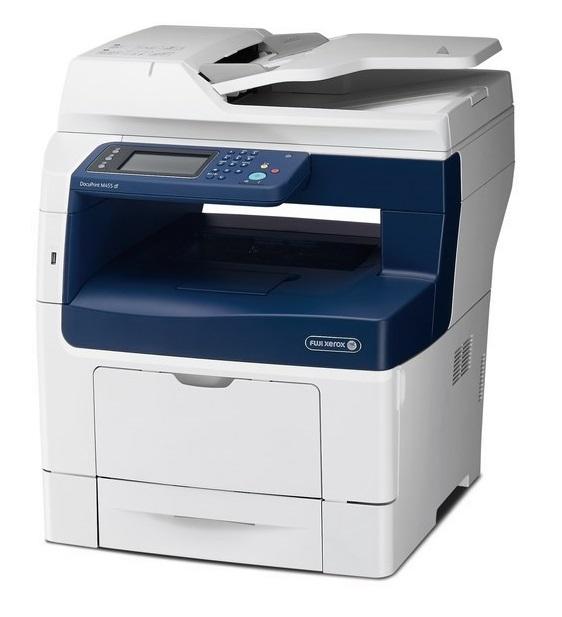 Fuji Xerox multifunction laser printer DocuPrint M455DF