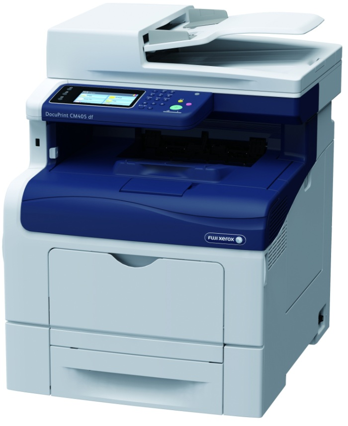 Fuji Xerox DocuPrint CM405df MFP multi-color laser printer