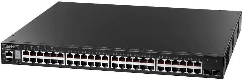 48-Port L3 Gigabit Ethernet Stackable Switch Edgecore ECS4620-52T